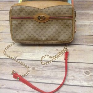Vintage Gucci Two-way Bag